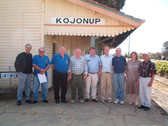 ARPG Members Kojonup 2005